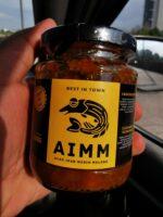 AIMM - Acar Ikan Masin Malong